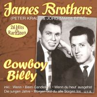 James Brothers - Cowboy Billy - CD