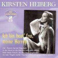 Kirsten Heiberg - Ich Bin Heut' Frei, Meine Herren - 2CD