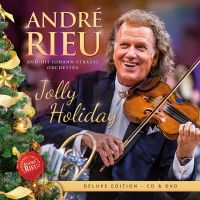 Andre Rieu - Jolly Holiday - Deluxe Edition - CD+DVD