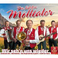 Die Fidelen Molltaler - Wir Seh'n Uns Wieder - 3CD