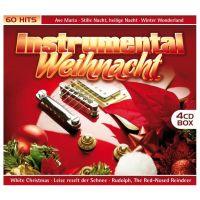 Instrumental Weihnacht - 4CD