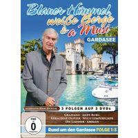 Blauer Himmel, Weisse Berge & A Musi - Gardasee - 3DVD