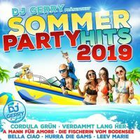 DJ Gerry - Sommer Party Hits 2019 - 2CD