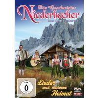 Die Geschwister Niederbacher - Lieder Aus Unserer Heimat - DVD
