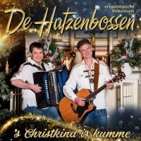 De Hutzenbossen - 's Christkind Is Kumme - CD