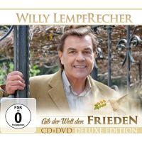 Willy Lempfrecher - Gib Der Welt Den Frieden - CD+DVD