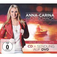 Anna-Carina Woitschack - Meine Grossen Hits - CD+DVD