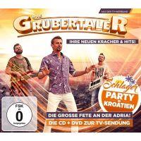 Die Grubertaler - Schlagerparty In Kroatien - CD+DVD