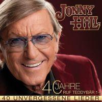 Jonny Hill - 40 Jahre Ruf Teddybar 1-4 - 2CD