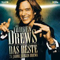 Jurgen Drews - Das Beste - 75 Jahre Jurgen Drews - 2CD