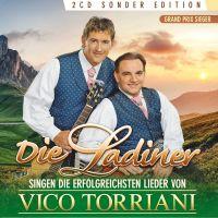 Die Ladiner - Singen Die Erfolgreichsten Lieder Von Vico Torriani - Sonder Edition - 2CD