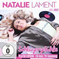Natalie Lament - Schlagergefuhle - Platin Edition - CD+DVD