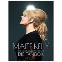 Maite Kelly - Die Liebe Siegt Sowieso - Limited Fanbox - CD+DVD