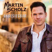 Martin Scholz - Unbesiegbar - CD