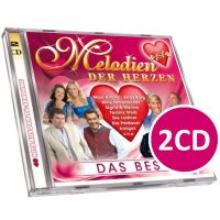 Melodien Der Herzen - Das Beste - 40 Hits - 2CD