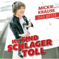 Mickie Krause - Ich Find Schlager Toll - Das Beste - CD
