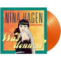 Nina Hagen - Wass Denn? - Coloured Vinyl - LP