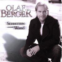 Olaf Berger - Schatten An Der Wand - CD