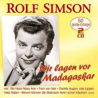 Rolf Simon - Wir Lagen Vor Madagaskar - 2CD