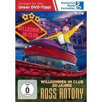 Ross Antony - Willkommen Im Club - 20 Jahre - DVD