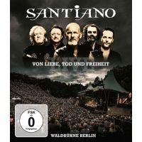 Santiano - Von Liebe, Tod Und Freiheit - Live - Blu-Ray