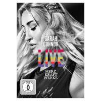Sarah Connor - Herz Kraft Werke Live - DVD