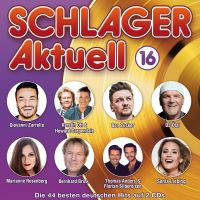 Schlager Aktuell 16 - 2CD