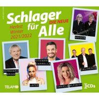 Schlager Fur Alle - Die Neue - Herbst Winter 2021/2022 - 3CD