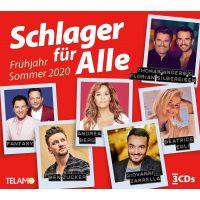 Schlager Fur Alle - Fruhling/Sommer 2020 - 3CD