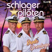 Die Schlagerpiloten - Santo Domingo - CD