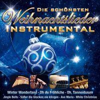 Die Schonsten Weihnachtslieder Instumental - 2CD