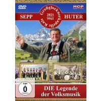 Sepp Huter & Grossglocknerkapelle Kals - Die Legende Der Volksmusik - DVD