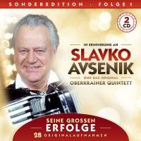 Slavko Avsenik Und Seine Oberkrainer Quintett - Seine Grossen Erfolge - Folge 1 - 2CD
