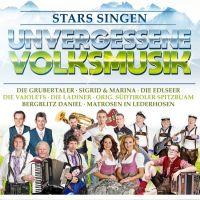 Stars Singen Unvergessene Volksmusik - CD