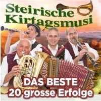 Steirische Kirtagsmusi - 20 Grosse Erfolge - CD