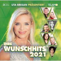 Uta Bresan Prasentiert - Ihre Wunschhits 2021 - 2CD