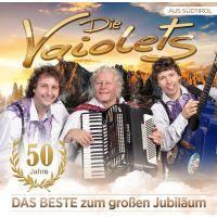 Die Vaiolets - 50 Jahre - Das Beste Zum Grossen Jubilaum - CD