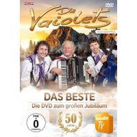 Die Vaiolets - 50 Jahre - Das Beste- Die DVD Zum Grossen Jubilaum - DVD
