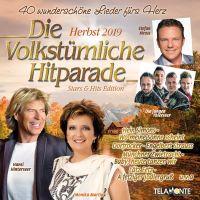 Die Volkstumliche Hitparade - Herbst 2019 - 2CD