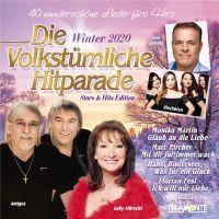 Die Volkstumliche Hitparade Winter 2020 - 2CD