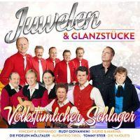 Volkstumlicher Schlager - Juwelen & Glanzstucke - CD