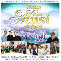 Wenn Die Musi Spielt - Open Air 2020 - CD