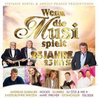 Wenn Die Musi Spielt - 25 Jahre 25 Hits - CD