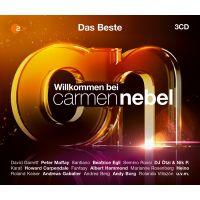 Willkommen Bei Carmen Nebel - ZDF Das Beste - 3CD