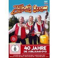 Zellberg Buam - 40 Jahre Die Jubilaums DVD
