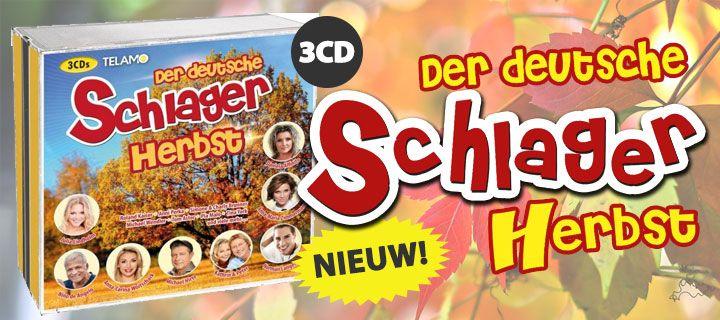 Der Deutsche Sclager - Herbst - 3CD