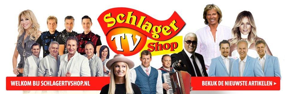 Welkom bij Schlager TV Shop